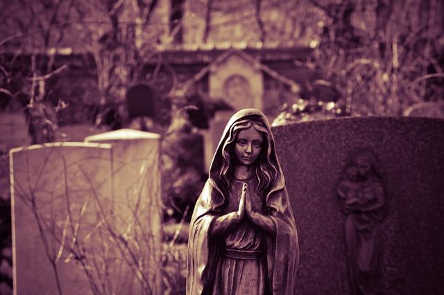 Mother Mary's Purple Diamond