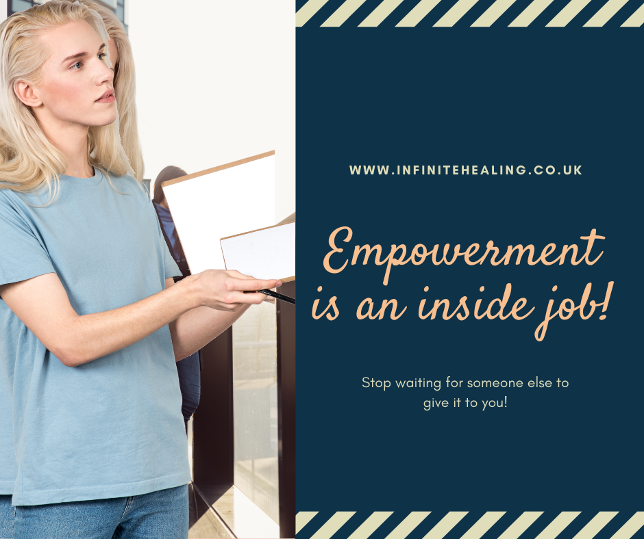 Are you waiting for empowerment?