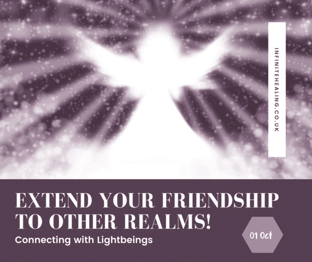 Extend your friendship to other realms!