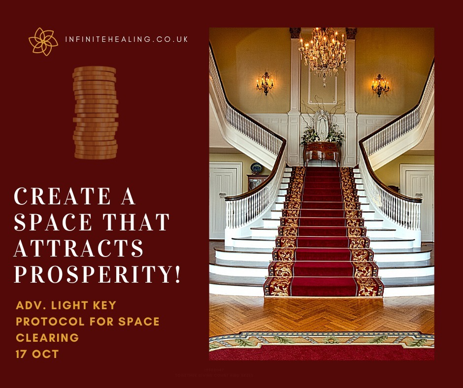 Create a space that attracts prosperity!