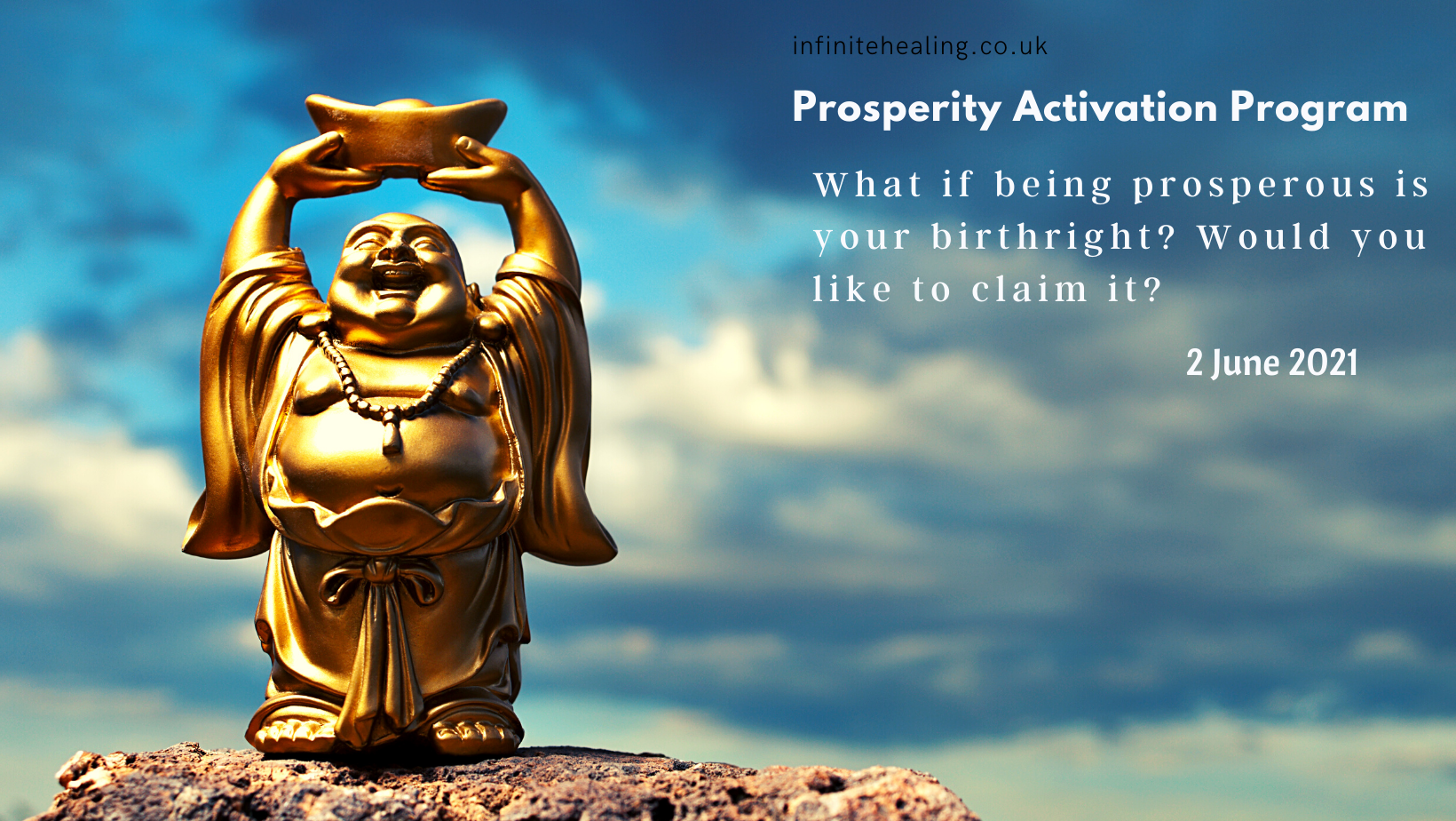 Creating a Prosperous Life Consciously