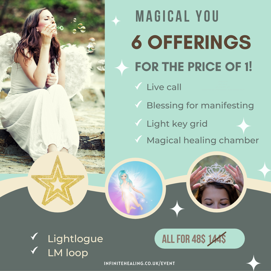 Blast Away Self Doubt to Embrace the Magical You