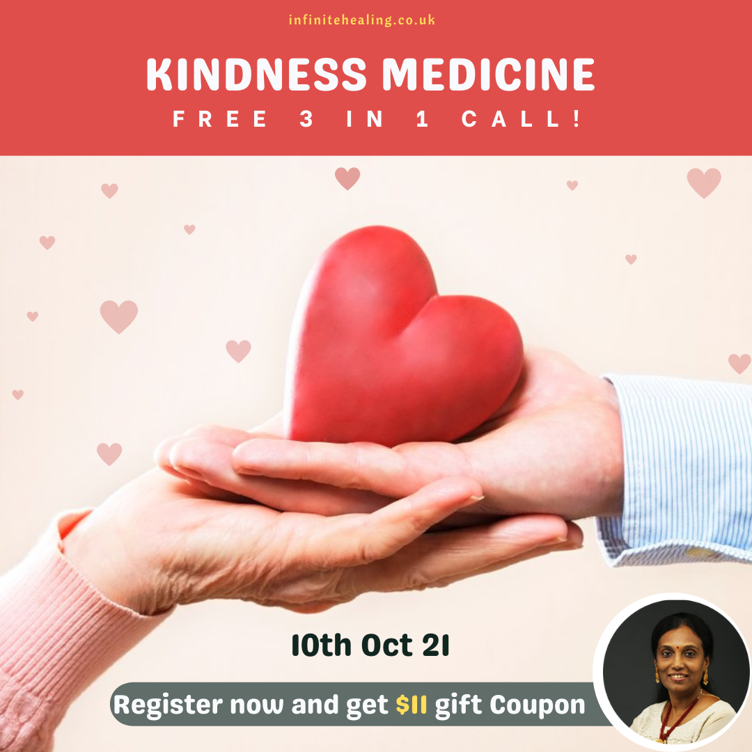 ***Gift*** Call and Attunement – Kindness Medicine